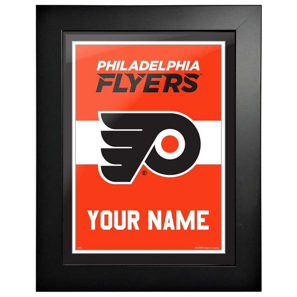 Philadelphia Flyers-12x16 Team Personalized Pic Frame