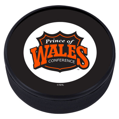 NHL Clarence Prince of Wales Vintage Textured Puck