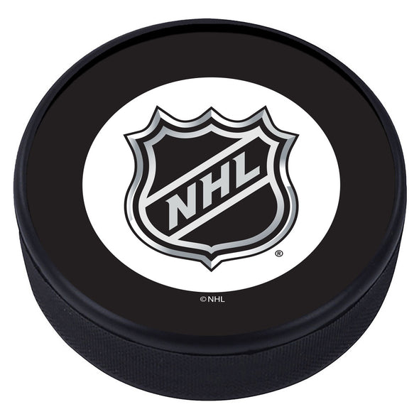 NHL Shield Textured Puck - 2005