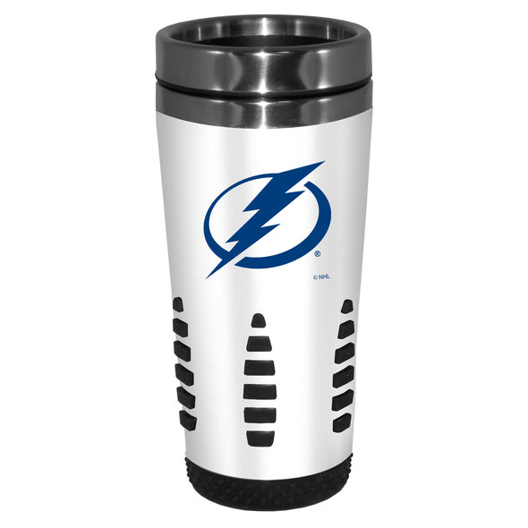 Tampa Bay Lightning White Huntsville Travel Mug