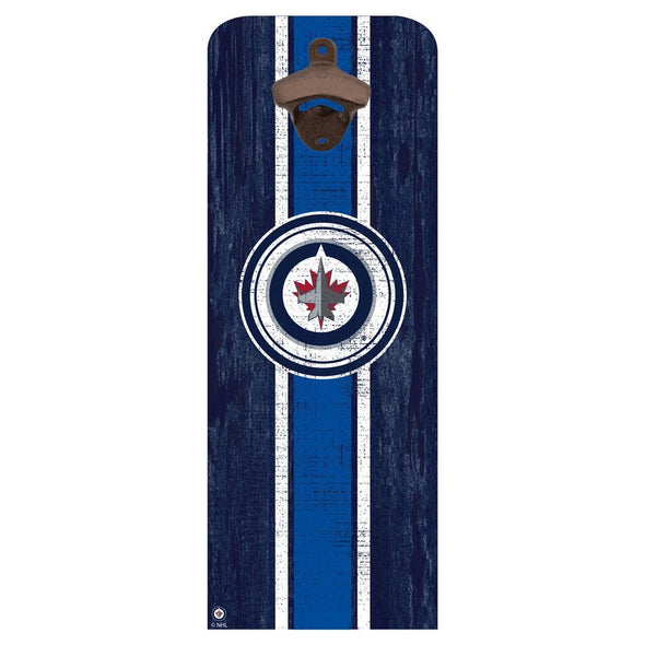 Winnipeg Jets Wall Mounted Opener