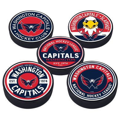 Washington Capitals 5 Puck Pack