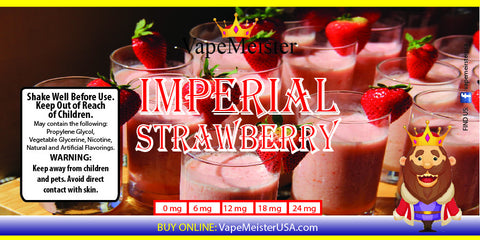 Imperial Strawberry