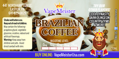 Brazillian Coffee
