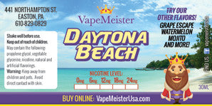 Daytona Beach e juice