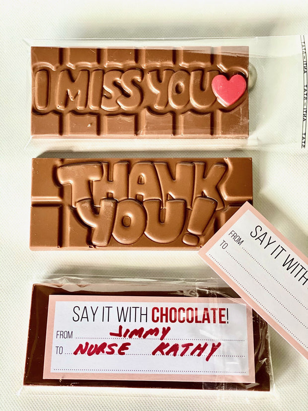Say it with Chocolate!