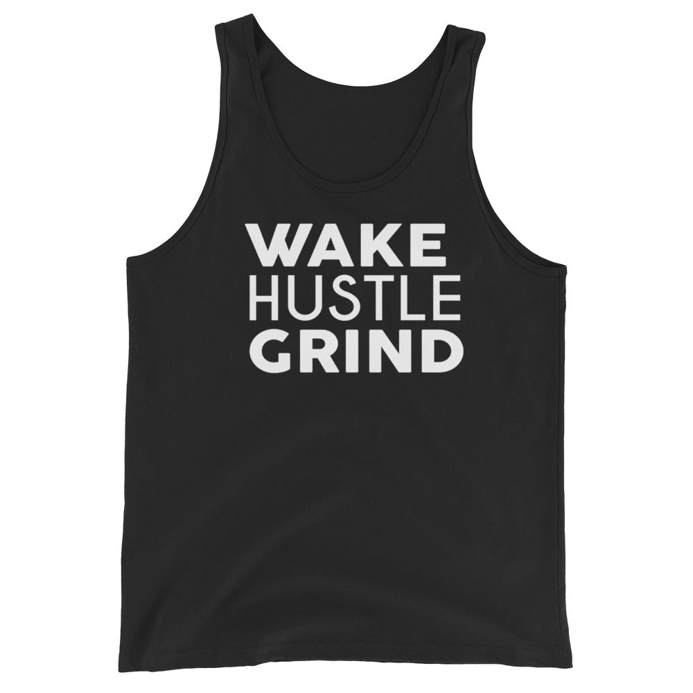 Wake Hustle Grind Tank Top