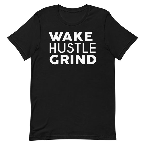 Original Wake Hustle Grind T-Shirt