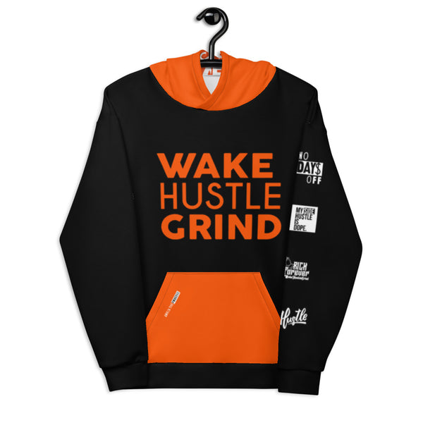 Sleepless Orange WHG Hoodie