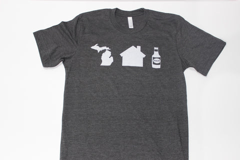 MICHIGAN HOMEBREW T-SHIRT