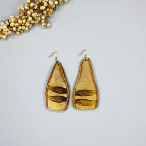 Poinciana Earrings - N á t t ú r a l