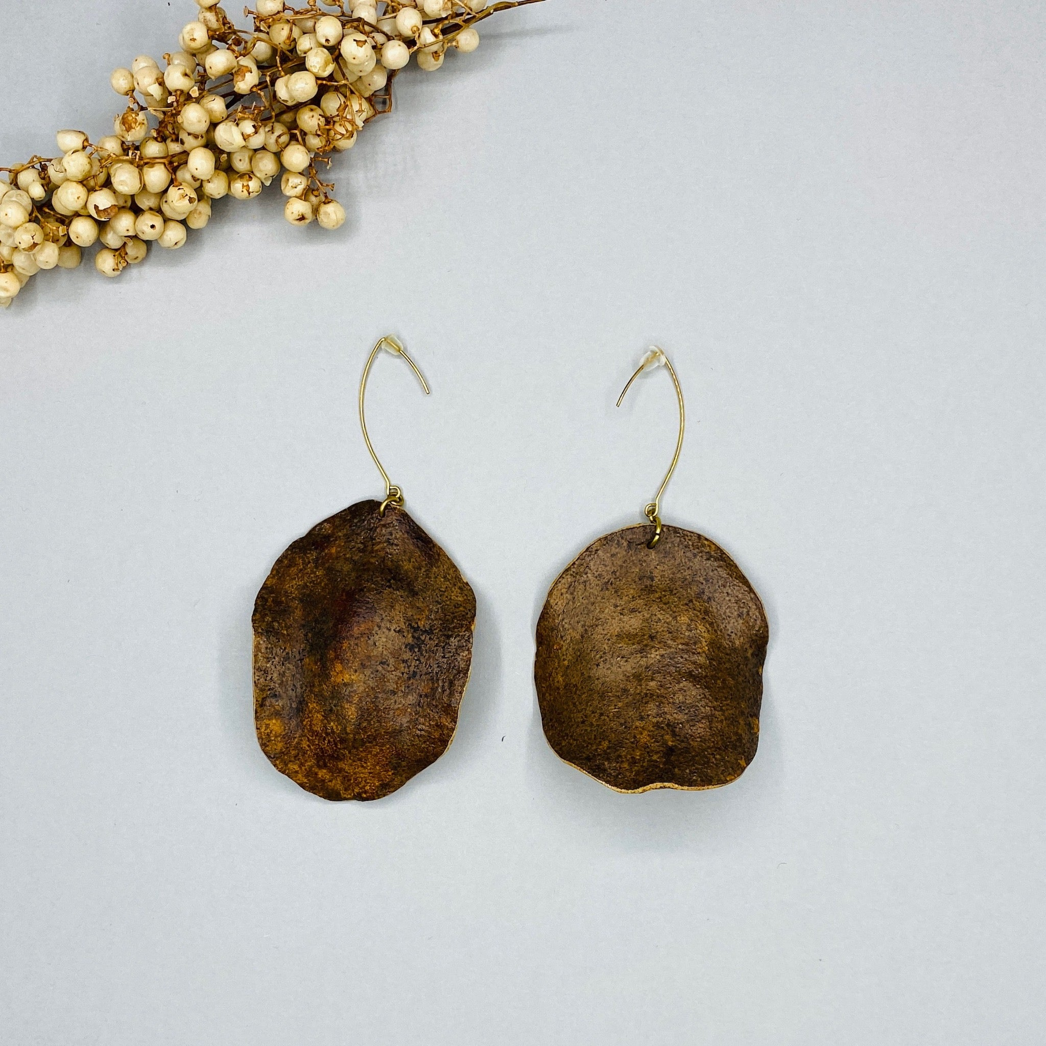 Jacaranda Earrings - N á t t ú r a l