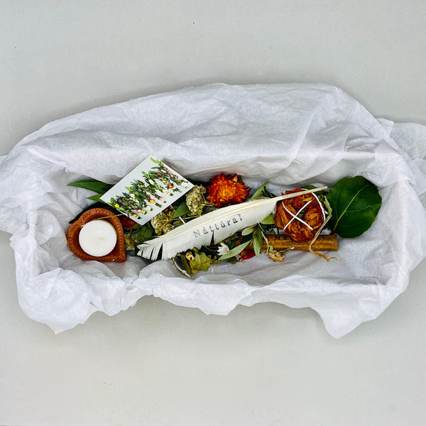 Limited Edition -  Blossom Smudge Stick Gift Box