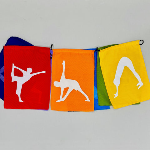 Yoga Flags - N á t t ú r a l