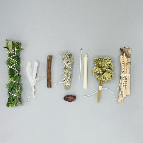 Herbal - Smudge Kit