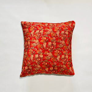 Cushion Cover - Vintage Silk