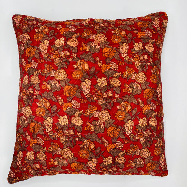 Vintage Silk - Cushion Cover - N á t t ú r a l