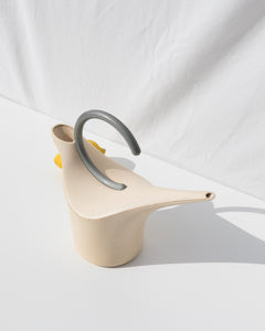 sculptural watering can