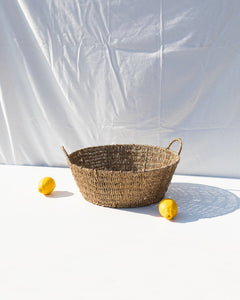 large rotan basket