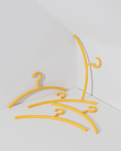 yellow hanger set