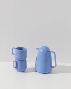 ABS decanter + mugs