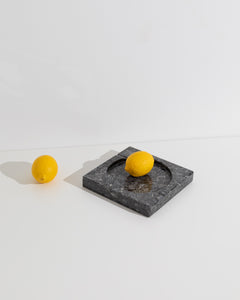 square granite catchall