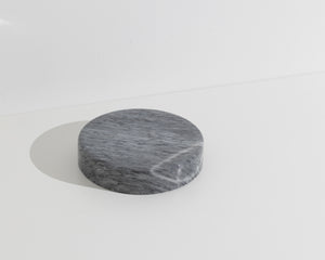 catchall in green marble