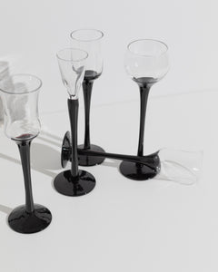 glass cordial set