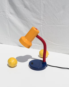 primary colors table lamp