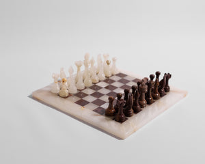 onyx chess board