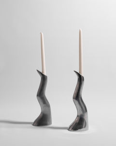 Anna Everlund candlesticks