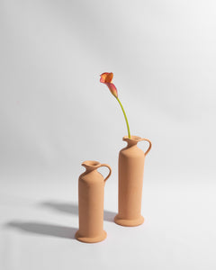 terracotta jug set
