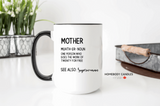 Homebody Mugs 15oz