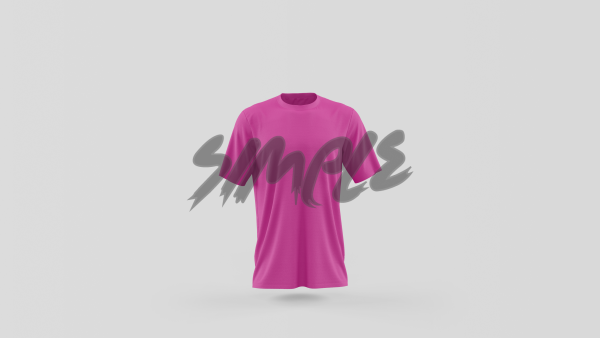 Half Sleeve T-Shirt - Female Small / Pink T-Shirts