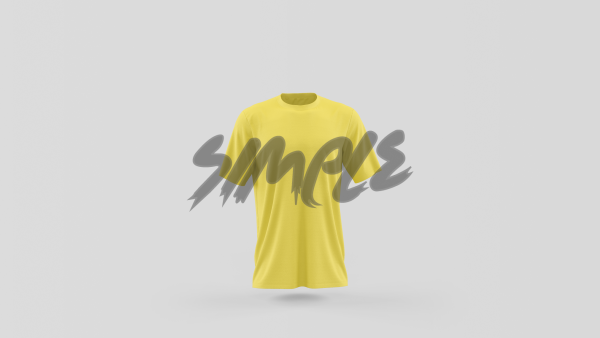 Half Sleeve T-Shirt - Female Small / Yellow T-Shirts