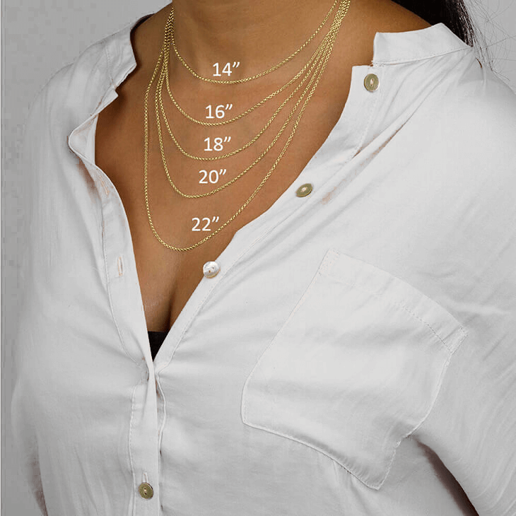 Vertical Infinity Mom Necklace