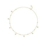Delicate Elegant Star Necklace