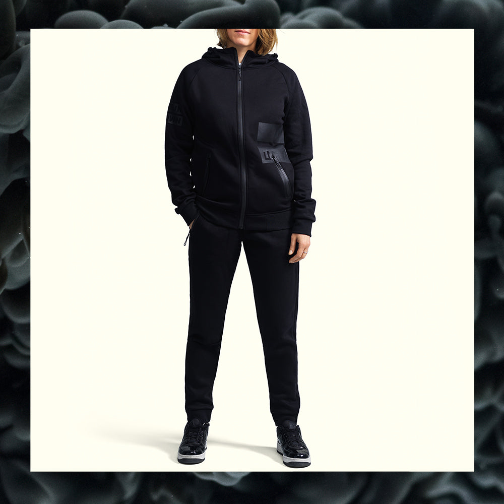 The Black Tracksuit