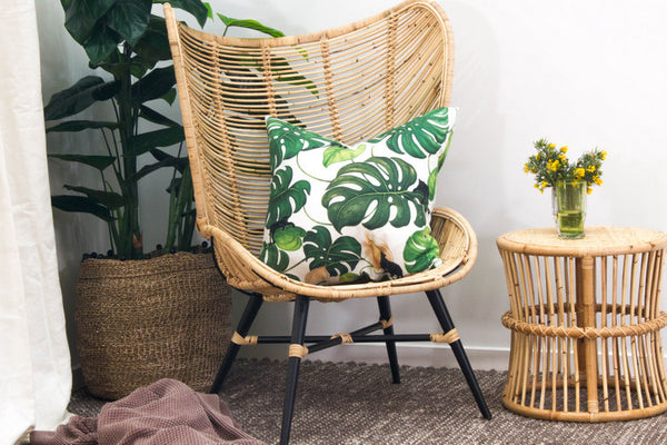 Anna Lounge Chair - Natural
