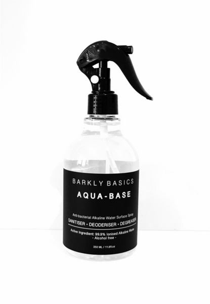 Aqua-Base Sanitising Surface Spray
