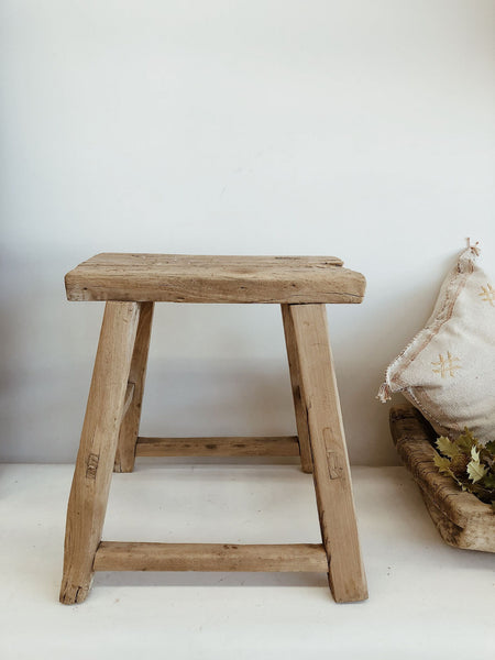 Wood Workers Stool - Small