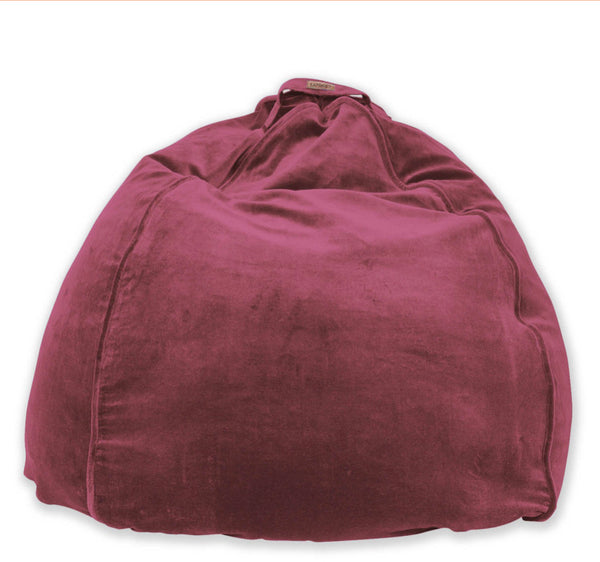 Kip & Co Velvet Bean Bag