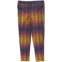 Rainbow Serpent Leggings - Unisex