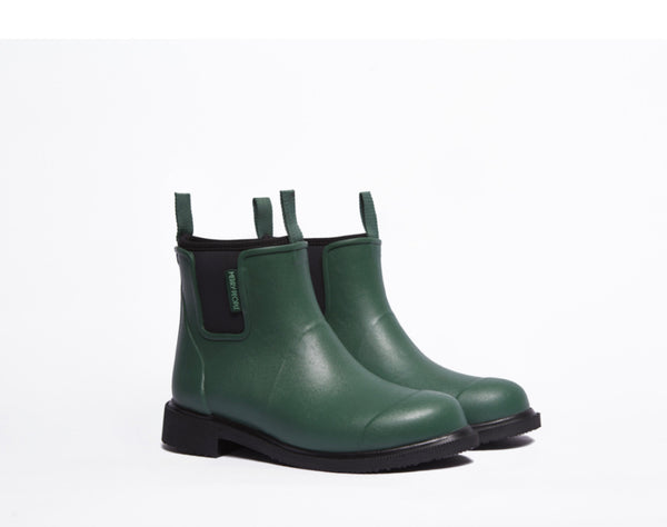 Merry People Bobbi Boots- alpine green