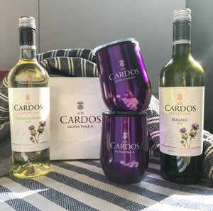 Los Cardos Picnic Pack Wine - Tumbler Give-Away