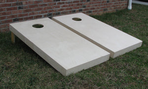 Cornhole Boards - Unfinished