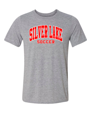 Silver Lake Soccer Short Sleeve