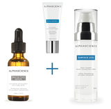 Trio !  PHYTIC [TC] SERUM 30ML + SURFACE [CR] 30ML + cadou ! EYE MATRIX 15ml