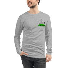 Load image into Gallery viewer, The Black OG Unisex Long Sleeve Tee