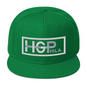 HGP Kelly Green Snapback Hat